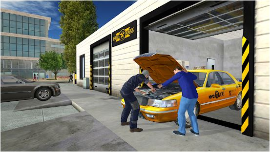 Download Taxi Game 2 MOD APK 2.1.2 (MOD Unlimited Money) For Android 2