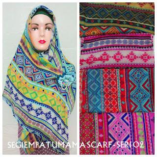 jilbab segi empat umama scarf seri 02