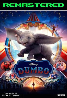 Dumbo 2019 DVD R1 NTSC Latino RMZ