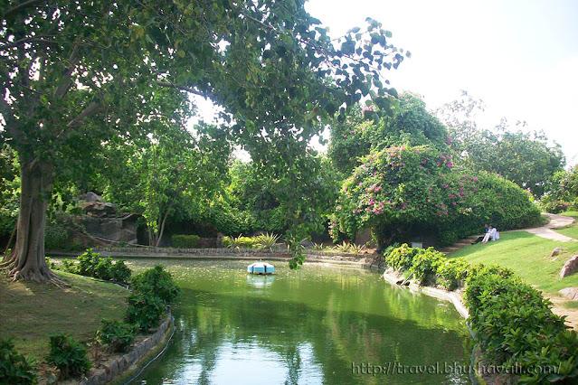Buddha Gardens for Delhi couples