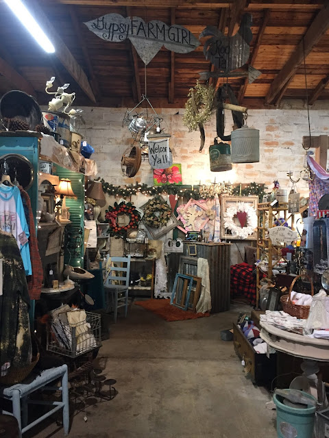 vintage market booth space