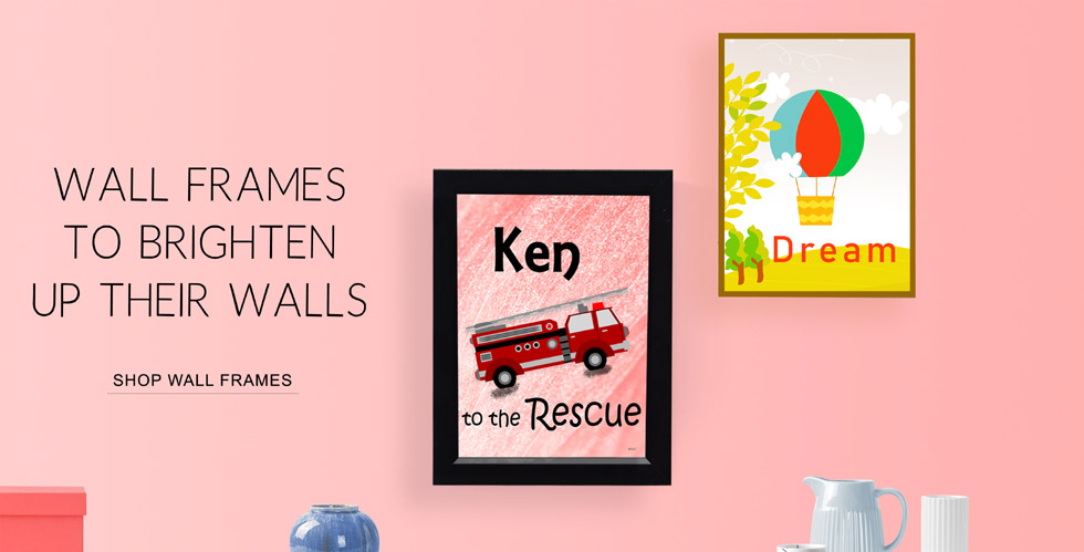 Buy wall frames for your baby and kids room in Port Harcourt, Nigeria