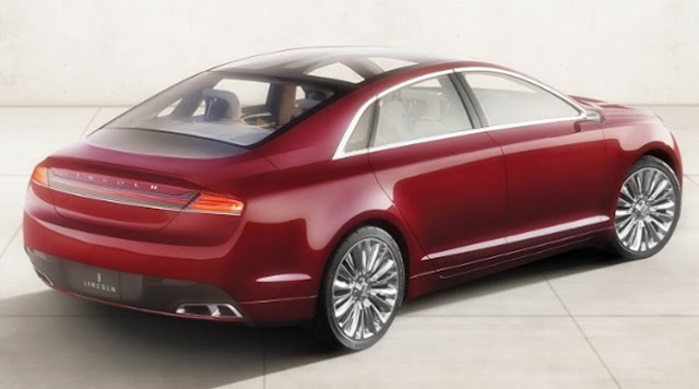 2018 Lincoln MKZ Redesign, Release Date