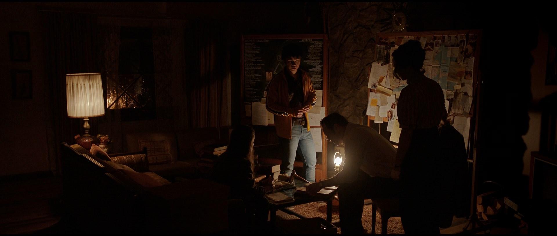 El conjuro 3: El diablo me obligó a hacerlo (2021) 1080p WEB-DL Latino