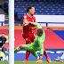 Liverpool's Virgil van Dijk injured against Everton and limps off in first half