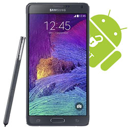 [How To] Cara Root Samsung Note 4 Tanpa PC