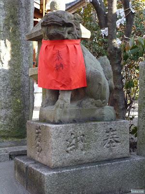 若宮八幡大神宮狛犬