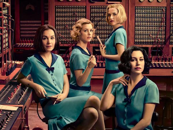 [Dica de séries] As telefonistas - Las chicas Del Cable
