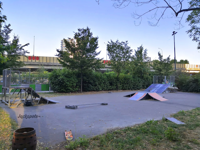skatepark clichy
