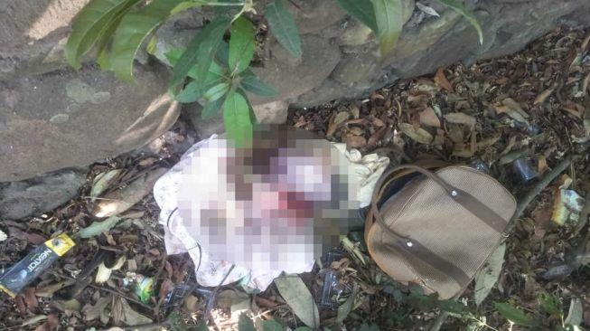Kencing di Semak-semak, Penumpang Truk Malah Temukan Jasad Bayi dalam Tas