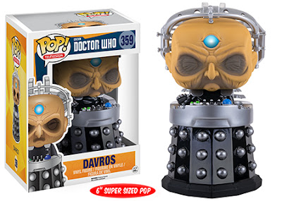 Doctor Who Pop! Series 3 Vinyl Figures by Funko - Davros