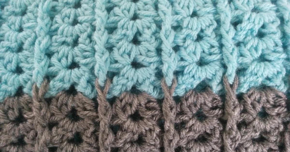 Whitney Knits Free Crochet Lapghan