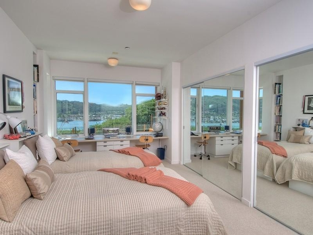 Photo of kids bedroom with the view