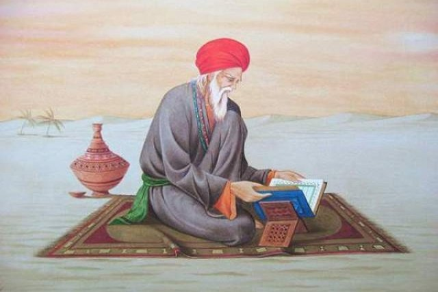 Biografi Syekh Sirri As-Saqothi