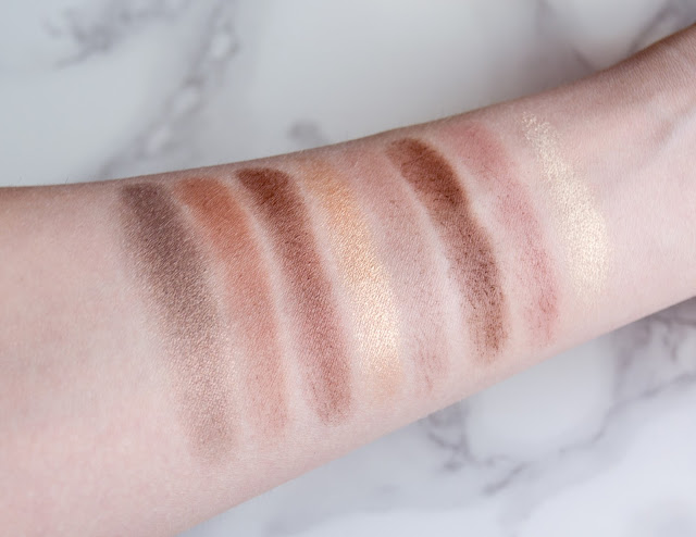 Makeup Revolution Naked Chocolate