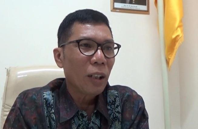 Ketua Komisi IV DPRD Lampung Sosialisai Perda Adaptasi Kebiasaan Baru