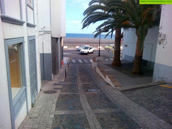 El Ayuntamiento capitalino inicia las obras para canalizar las aguas pluviales entre la calle Baltasar Martín y la playa