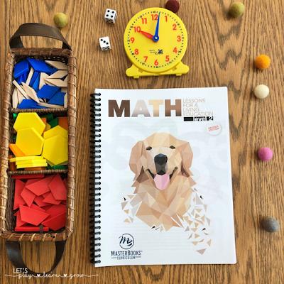 Masterbooks Level 2 math Curriculum