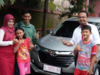 TOYOTA SEMARANG - Serah Terima Toyota Avanza Atas Nama Bapak Boy