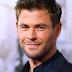 Chris Hemsworth ganhará estrela na Calçada da Fama