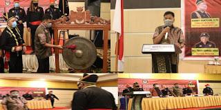 Gubernur Tutup Mubes Pertama LMI