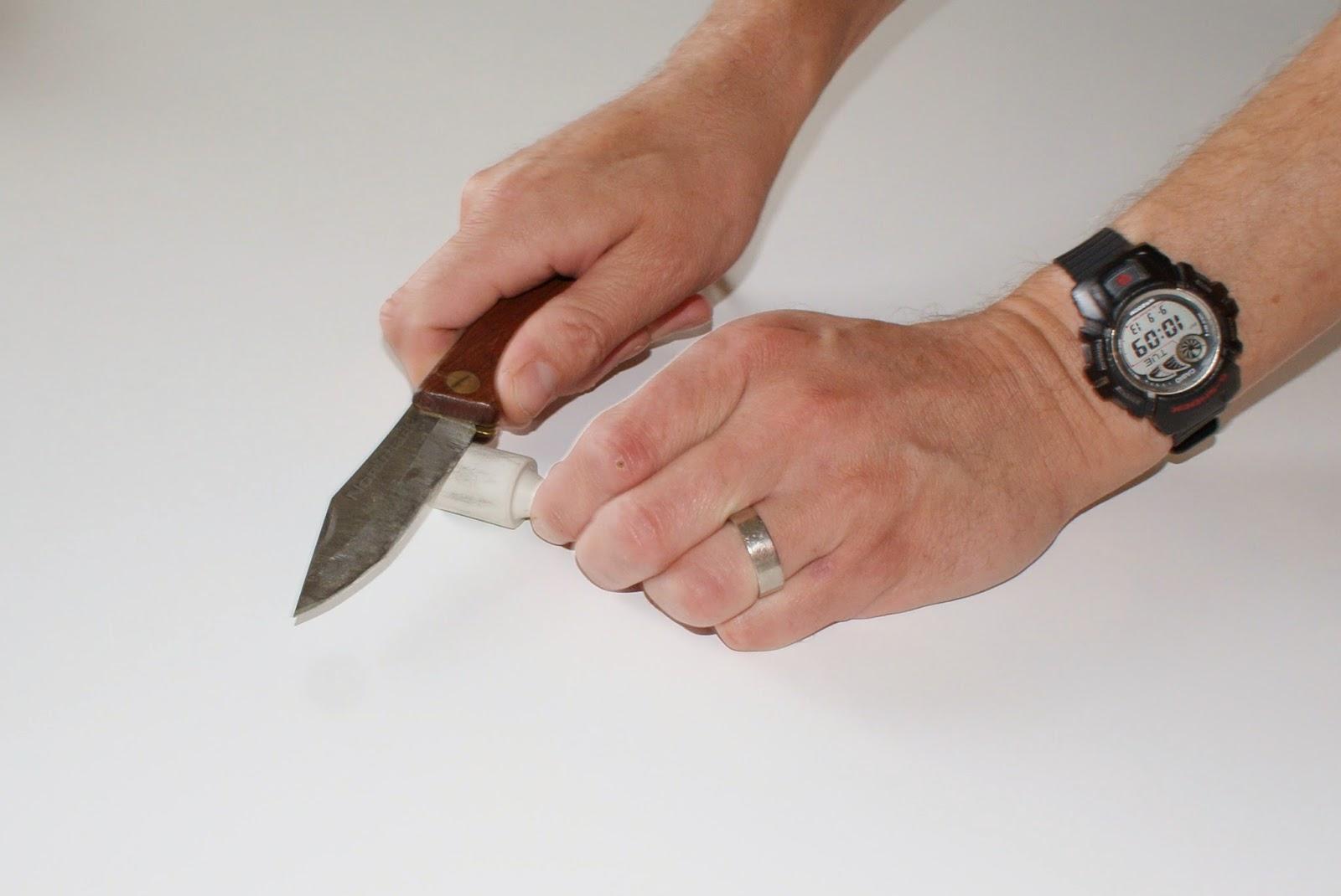 Slipning kniv
