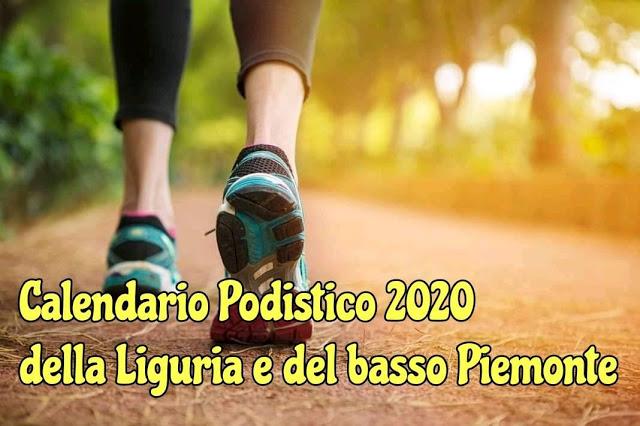 Calendario Podistico Ligure E Basso Piemonte 2021 Genova di corsa: Calendario Podistico Ligure e del Basso Piemonte