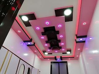Pop Design For home hall