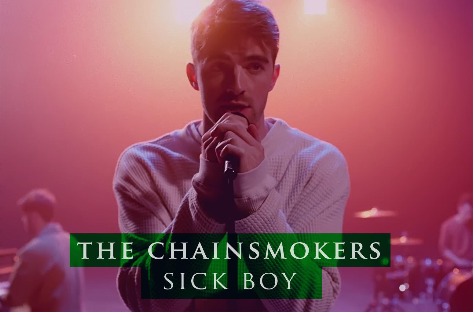 Guitar Chords The Chainsmokers Sick Boy Lyrics And Guitar Chords