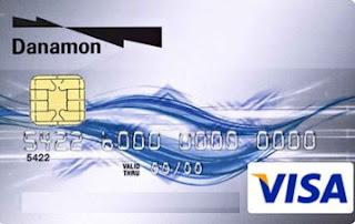 Kartu Kredit Danamon Visa Classic