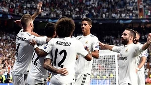تشكيل ريال مدريد ضد ليفانتى بدون تقطيع