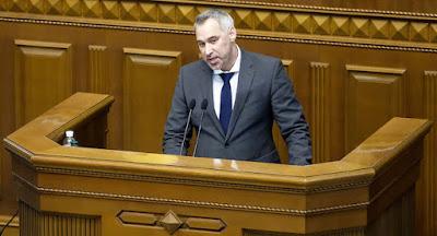 Генпрокурор Рябошапка отправлен в отставку.