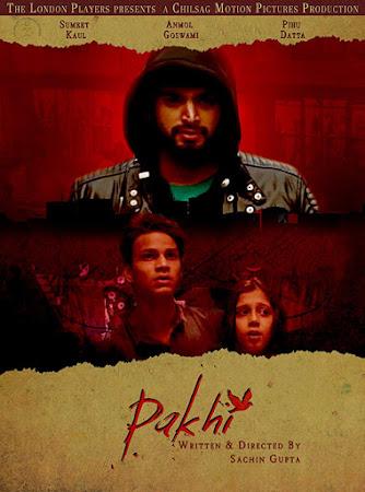 Poster Of Hindi Movie Pakhi 2018 Full HD Movie Free Download 720P Watch Online