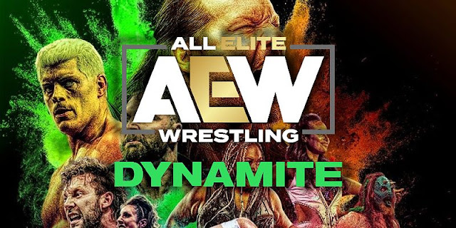 AEW Dynamite Results (10/2) - Washington D.C.