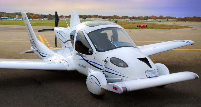 Mobil Terbang Sudah Bisa di Pesan