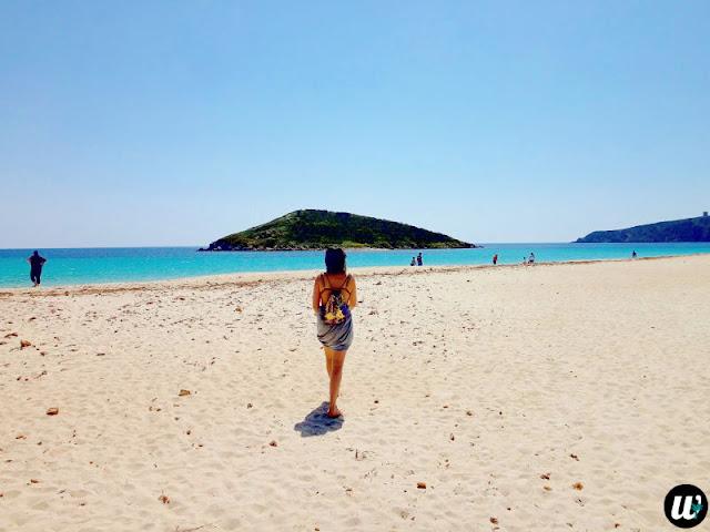 Tuerredda beach, Teulada | Sardinia Italy | wayamaya