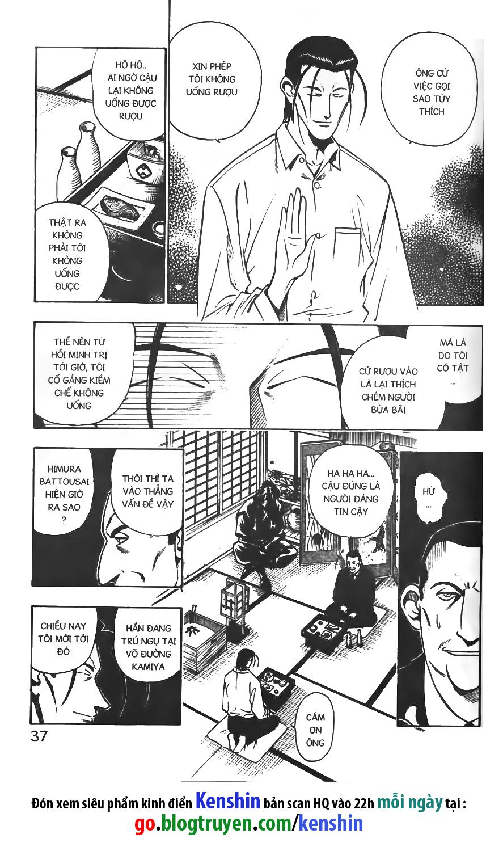 Rurouni Kenshin chap 49 trang 14