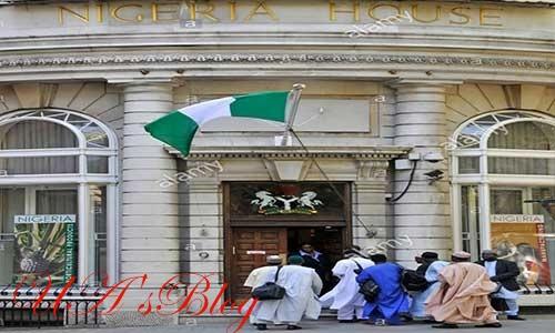Nigerian High Commission owes N3.3bn traffic fee – UK