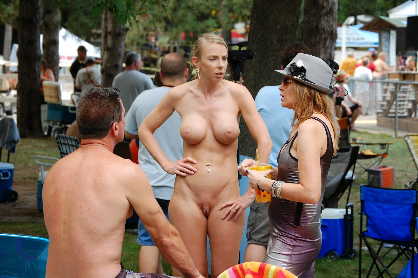 Amateur Teen Nudist In Camp