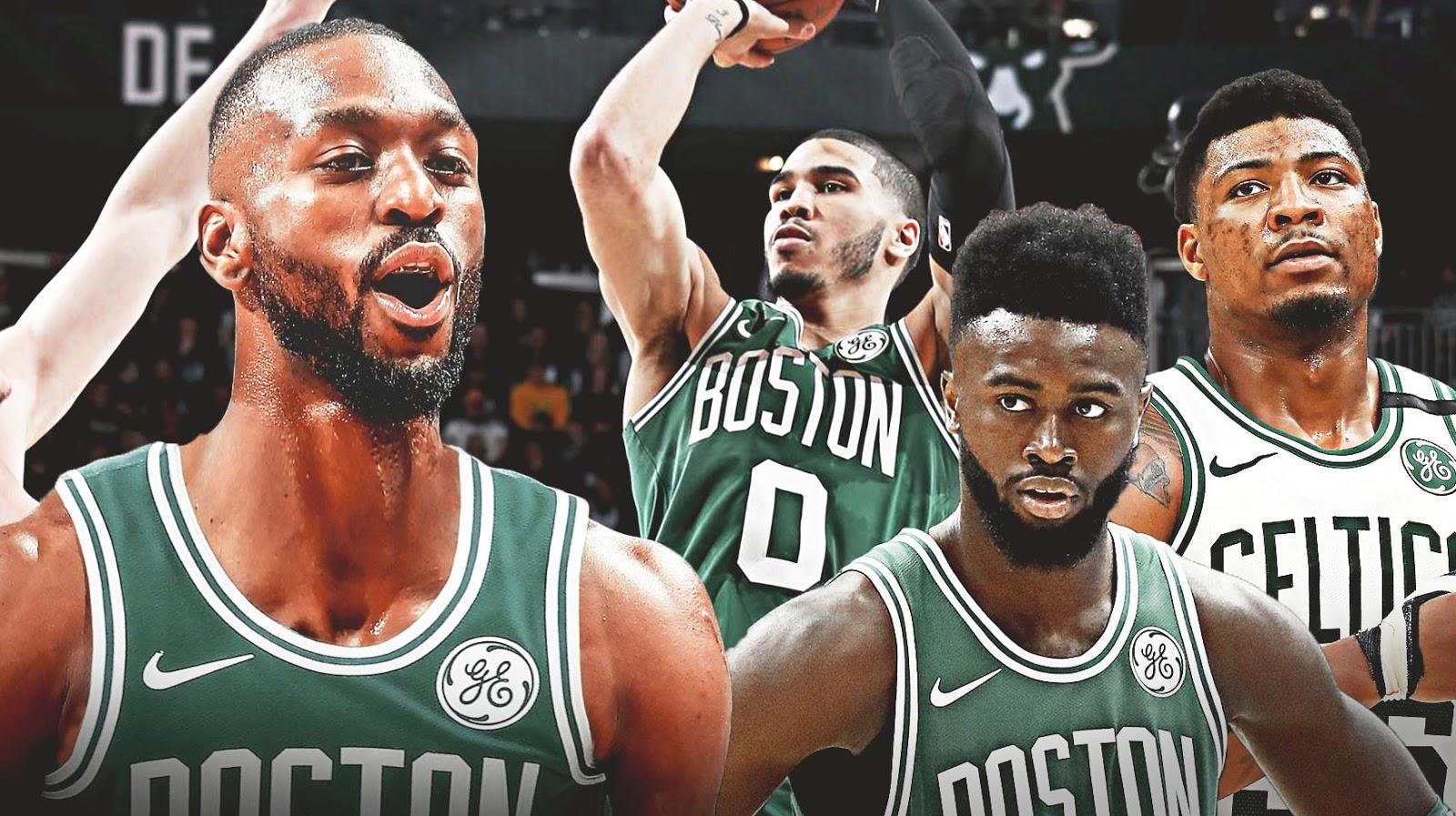 Causeway Street Five Celtics Reach Si S Top 100 Nba Players