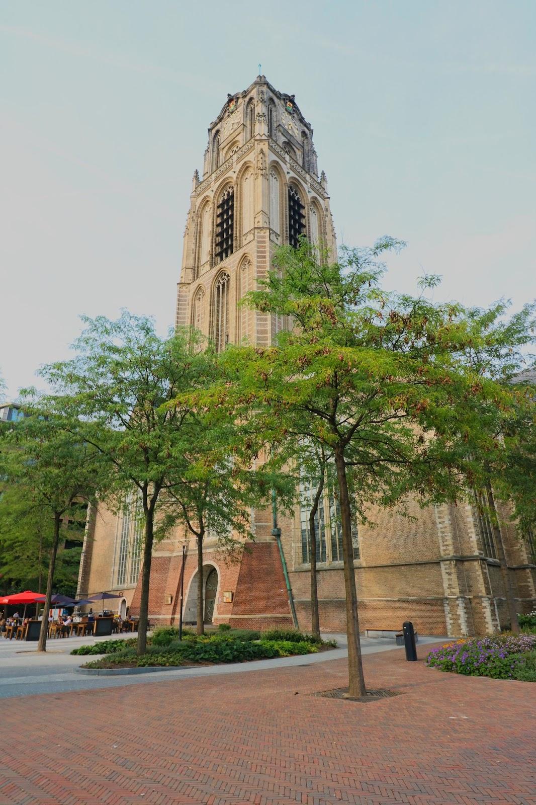 Holandia, kościół