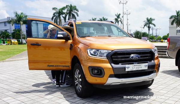 Ford Philippines - pickup trucks Ford Media Drive Bacolod - Ford Ranger pickup review - Ford Ranger Wildtrak - Ford Ranger XLT - Ranger Raptor - road trip - Bacolod blogger - Bacolod Government Center