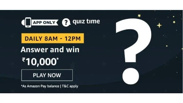 Amazon-Quiz-Answers-For-Today-7th-May-2020