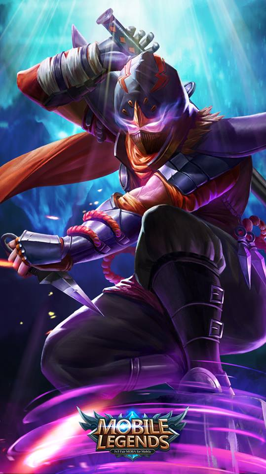 Hayabusa Mobile Legends Wallpapers