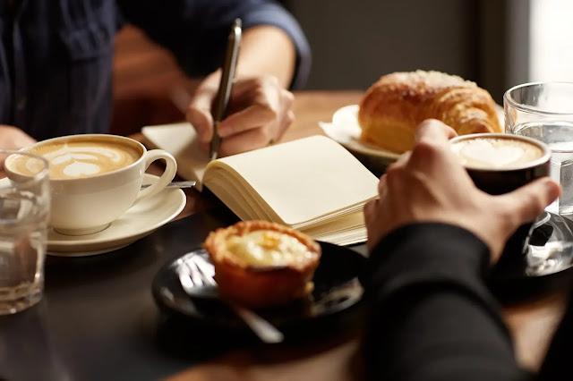 3. Cozy tea shops