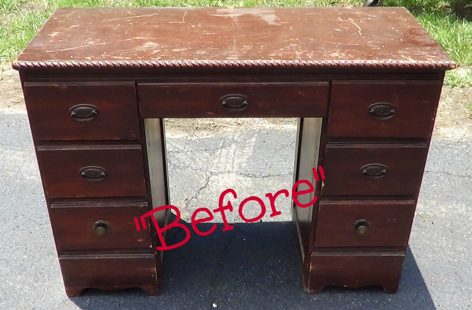 That's Not Junk...Refurbished Recycled Furniture: Emerald