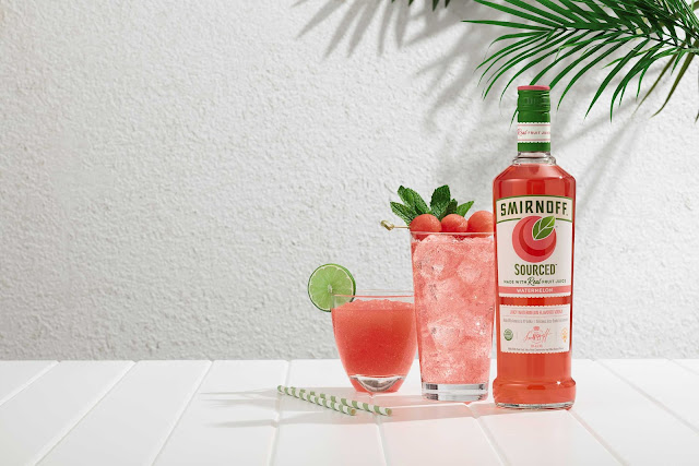 Smirnoff Sourced Watermelon Cocktail