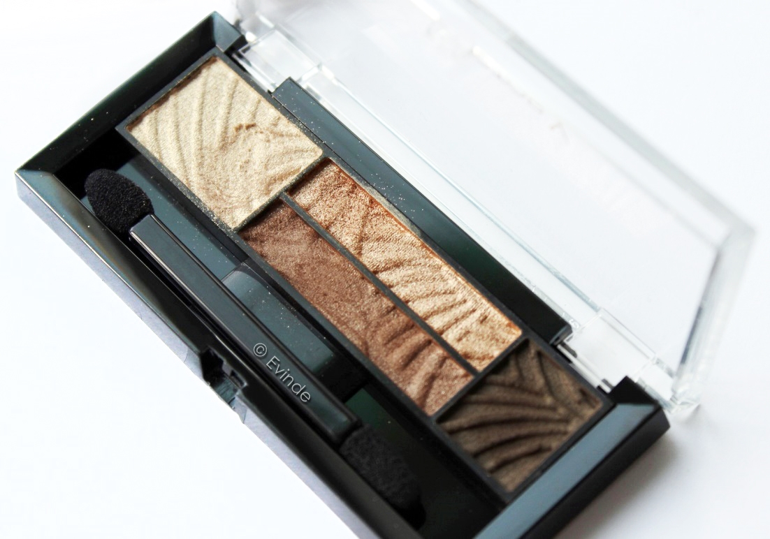 Max Factor Smokey Eye Drama Kit - 03 Sumptuous Golds