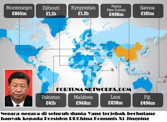 Inilah Ambisi Dan Ancaman Nyata dari RRChina Terhadap Kedaulatan Indonesia[1]