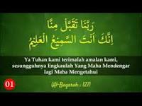 Kumpulan Doa Mustajab Yang Terkandung Dalam Al-Quran Lengkap Arab, Latin dan Artinya